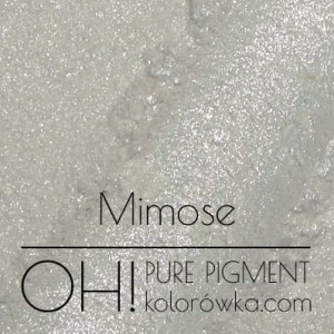 OH! PURE PIGMENT Mimose