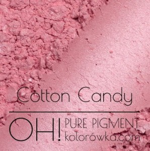 OH! PURE PIGMENT Cotton Candy