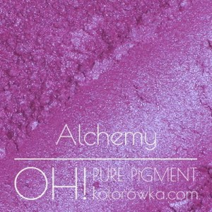 OH! PURE PIGMENT Alchemy