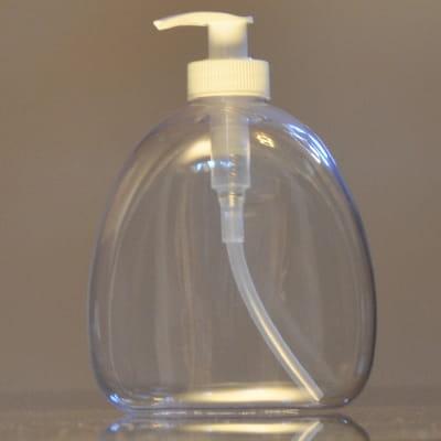 Zaktualizowano Butelka z pompką Zrób Sobie Krem UX67
